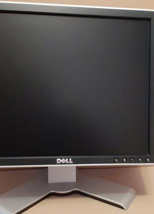 "Монитор ""17"" DELL 1708FP 1280x1024, DVI, VGA,USB (РЕМОНТ)"