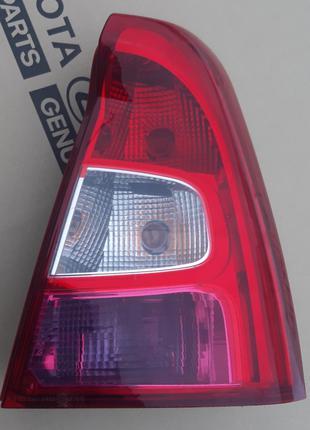 Renault Logan Фонарь задний 8200744759