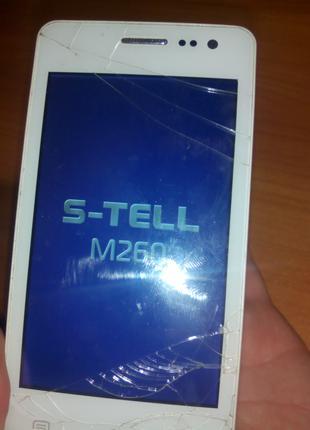 S-tell m260 на запчасти