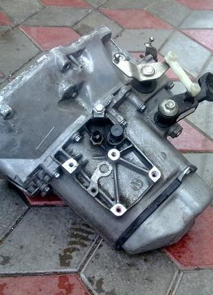 кпп коробка передач Citroen Nemo Peugeot Bipper 1.4 HDI
