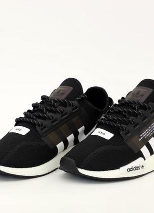 Adidas nmd r1 v2 white/black🆕шикарные кроссовки адидас 🆕купить...