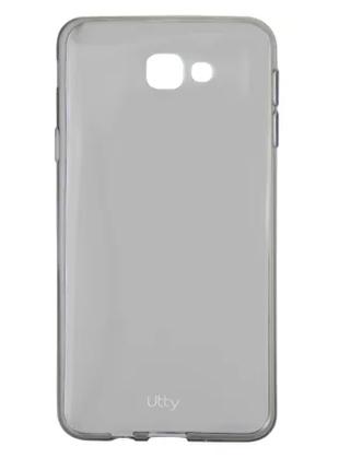 Чехол Utty Ultra Thin TPU Blackдля Samsung J5 Prime G570