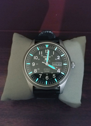 Seiko 5 Sports Auto ( Japan ) часы механические