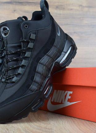 Кроссовки зимние мужские Nike Air Max 95