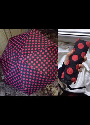 Зонт карманный складной