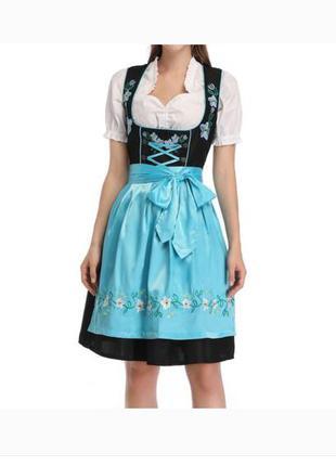 Спецодежда для официантки официанта платье сарафан костюм