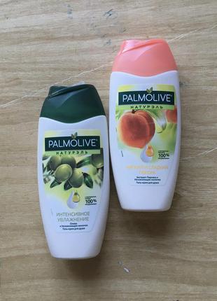 Гель для душа palmolive интенсивное увлажнение олива оливка