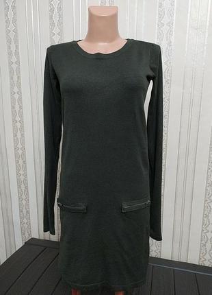 Трикотажное стрейчевое платье
