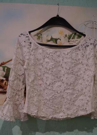Блуза на девочку 9-11  лет