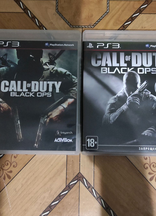Call of duty black ops 1,2
