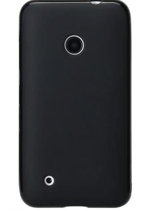 Чехол Utty U-case TPU Black для Microsoft Lumia 535
