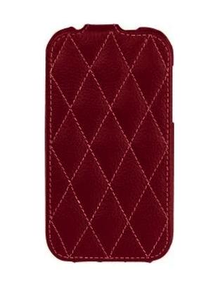 Чехол-флип Vetti Craft Flip Samsung Galaxy S4 Active I9295 Diamon