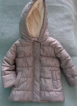 Демисезонная куртка topolino. 86 размер.