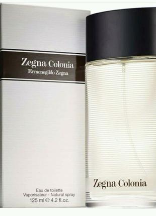 Мужская парфюмированная вода Ermenegildo Zegna Zegna Colonia 100
