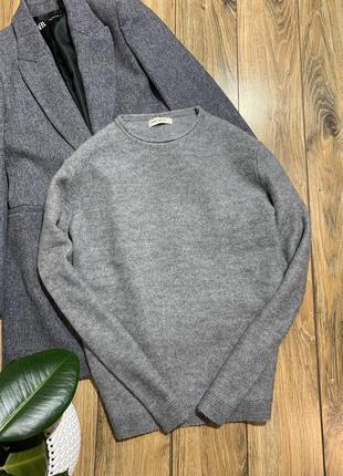 Свитер , пуловер шерсть кашемир