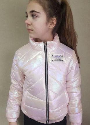 Куртка девочки  венгрия