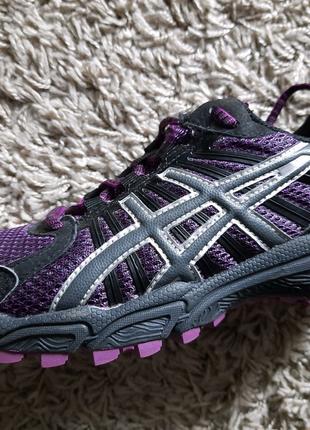 Беговые кроссовки asics gel trail lahar gtx, 38 размер