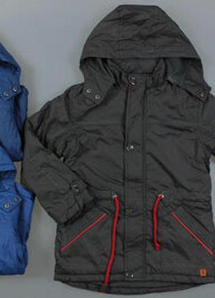 Куртка на флисе для мальчика венгрия
