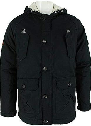 Мужская демисезонная  куртка парка  bellfield оригинал