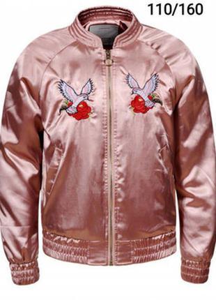 Куртка ветровка для девочки венгрия