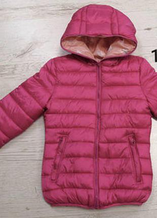 Двухсторонняя куртка для девочки венгрия
