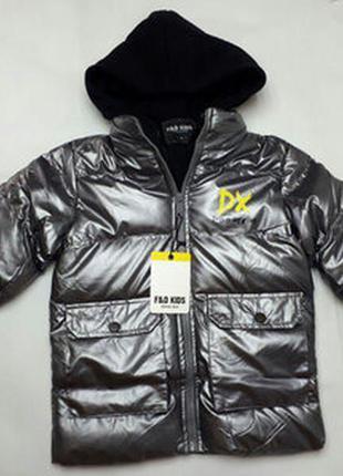 Зимняя куртка для мальчика венгрия