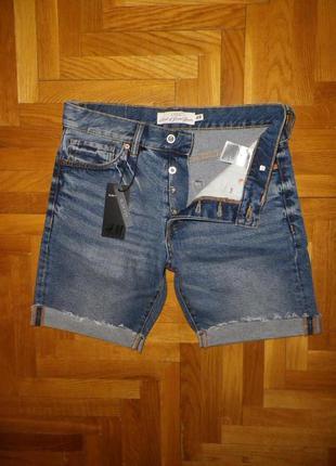 Шорты джинсовые H & M (Bangladesh) W29