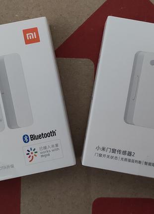 Датчик открытия освещённости Xiaomi Mijia Door Sensor 2 MCCGQ02HL