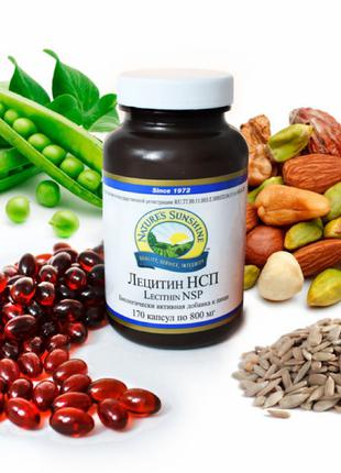 NSP вітаміни і добавки