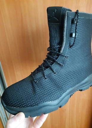 Новые оригинальные ботинки зимние Jordan event waterproof, 43