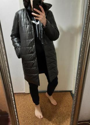 Пальто, куртка пуховик зима