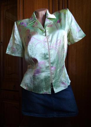 Дизайнерская блуза тм nina vladi