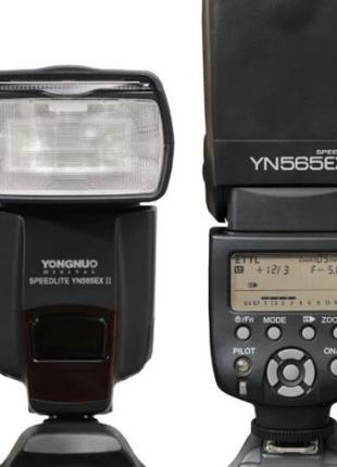 Вспышка Yongnuo YN-565EX II