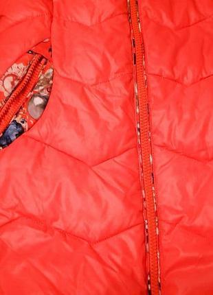 Куртка пальто для девочки зима