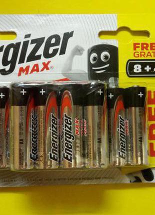 Батарейка Energizer max AA (упаковка)