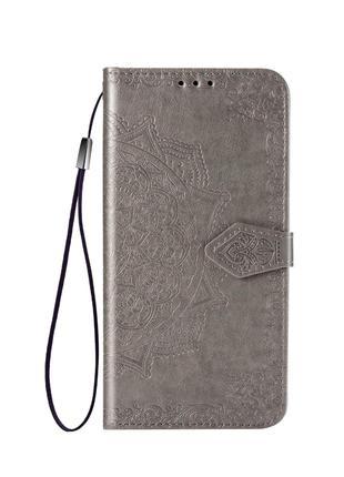 Кожаный чехол  с визитницей для Xiaomi Mi 5X / Mi A1