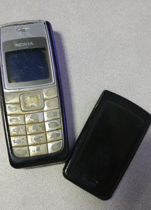 Телефон Nokia 1110i на детали или запчасти.