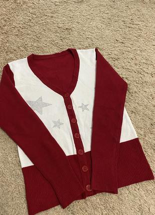 Новый свитер/батник 😻 42 размер !!!
