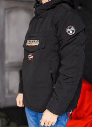 Куртка napapijri(зимний вариант) анорак