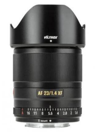 Объектив Viltrox AF 23mm XF 1.4 STM (AF 23mm XF 1.4 STM)