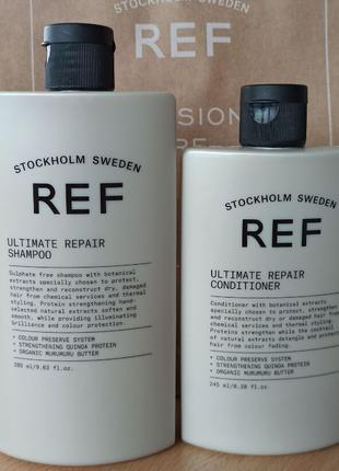 Восстанавливающий набор для волос: Шампунь+ Кондиционер