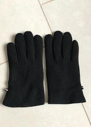 Перчатки кожаные зимние мужские дорогой бренд strellson размер...
