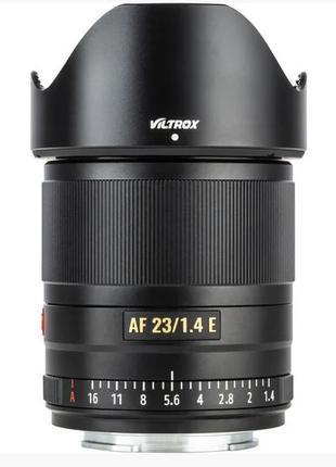 Объектив Viltrox AF 23mm FE 1.4 STM (AF 23mm FE 1.4 STM)