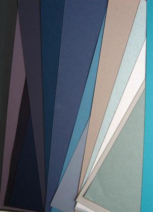 картон художественный лист а4 двусторонний, рельеф, напыление