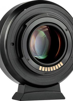 Переходник Viltrox EF-EOS M2 0.71x Lens Mount Adapter Canon EF