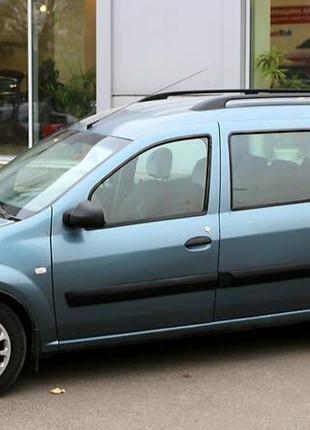 Аренда Dacia Logan MCV 7 мест универсал 1.5 дизель