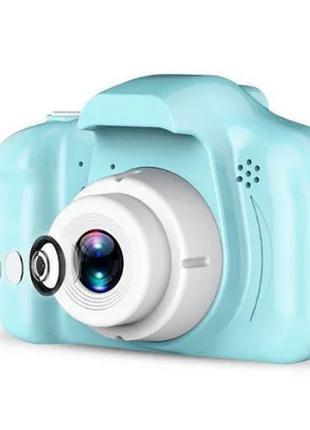 Детская камера, Детский цифровой фотоаппарат, Kids Camera с диспл