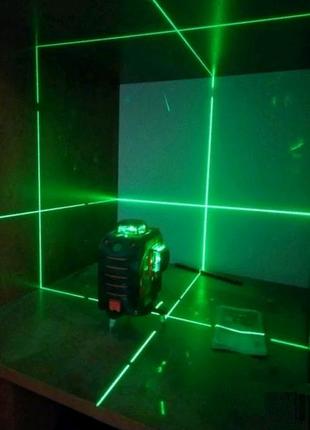 Аренда 3D лазерного уровня 2 5 12 16 линий