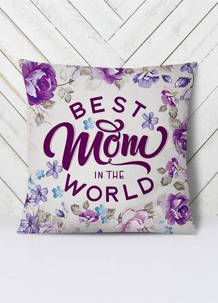 Подушка best mom