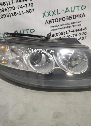 Фара передня права Hyundai Santa FE II 2006-2009 (дорестайл)